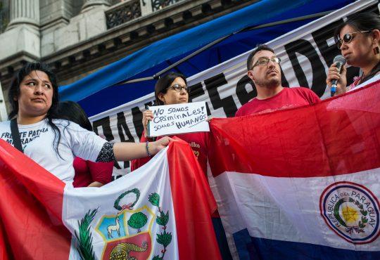 Xenofobia: el gobierno contraataca