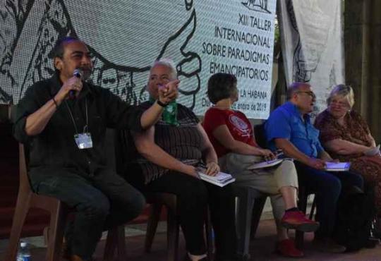 Miradas a la Revolución en la geopolítica de las resistencias