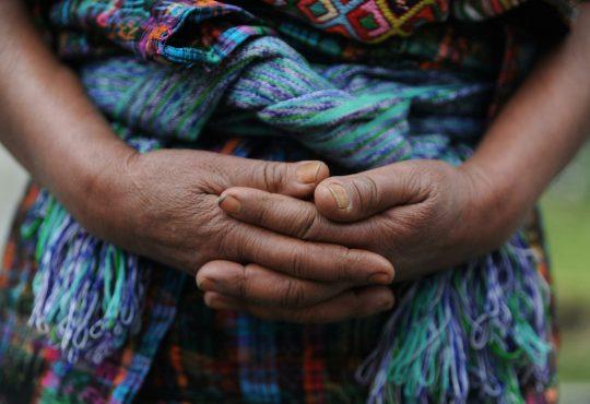 """Presentes"". Por Guisela López (Guatemala)"