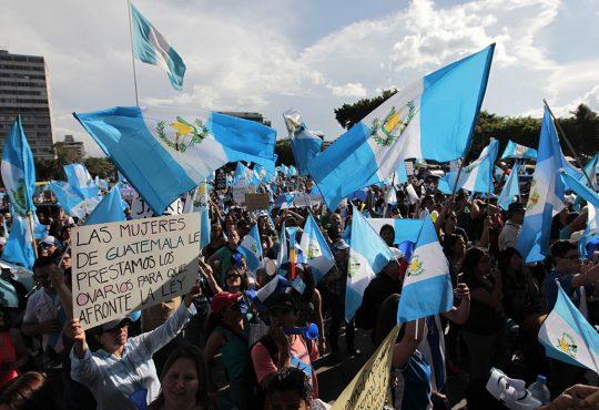 Guatemala: la dictadura perfecta, la que nunca se fue