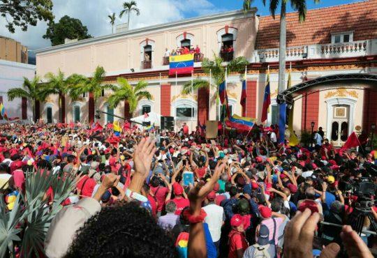 Venezuela: un ataque desde adentro con un eco que viene desde el norte