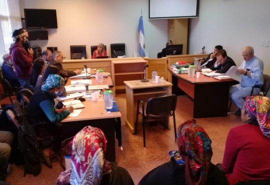 Persecusión Mapuche, juicio de Benetton sin pruebas y con ordenes de criminalizar