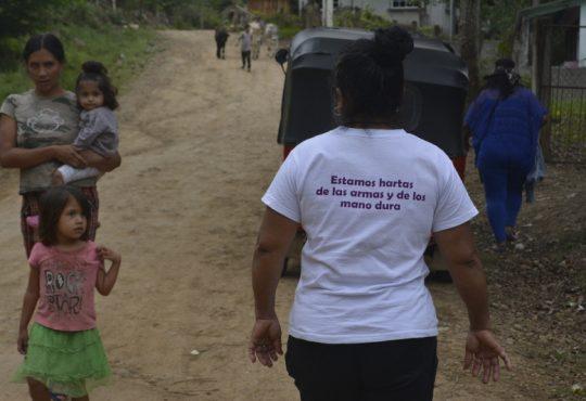 """La defensa de la vida en Honduras: misión """"el abrazo"""""""