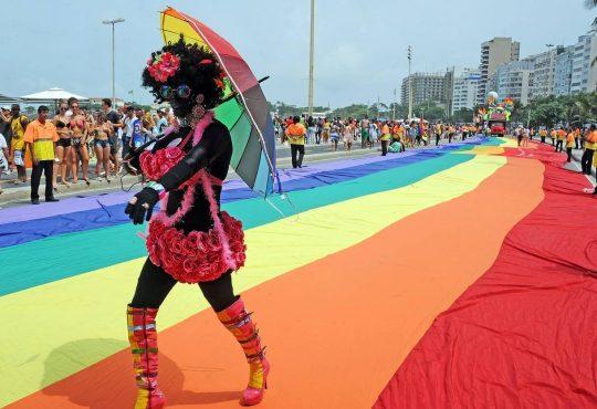 Brasil: en 2018 hubo 420 víctimas fatales del odio y la violencia contra la comunidad LGBT
