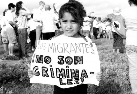 Mujeres, migrantas y pobres expulsadas del país