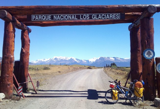 40 Parques Nacionales en bicicleta