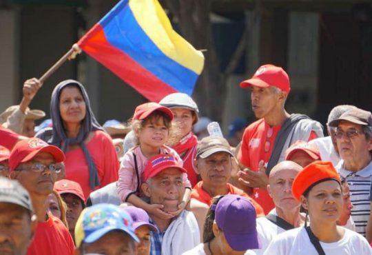 Venezuela: un llamado a la paz, a la unidad y a conformar una agenda de trabajo común
