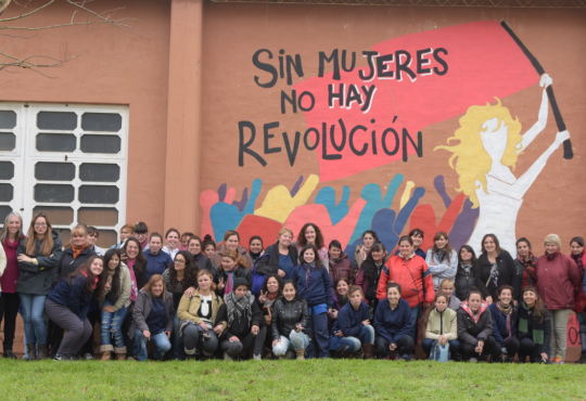 #8M: Paro con festival feminista por la autogestión