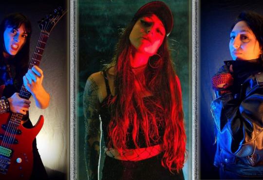 Filosa, imparables guerreras del metal