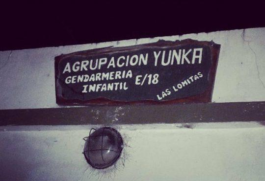 Fortín Yunká: inventar al Pilagá como enemigo