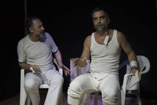 Teatro Off Shore: breve y político