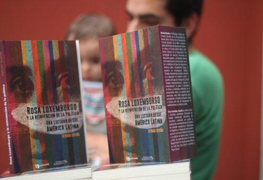 A propósito de Rosa Luxemburgo y la reinvención de la política