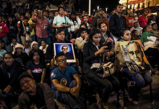 El Salvador: 39 años sin Monseñor Romero, el cura de las y los pobres