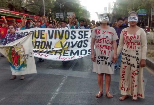 Ayotzinapa, ¿se abre el panorama para la verdad?