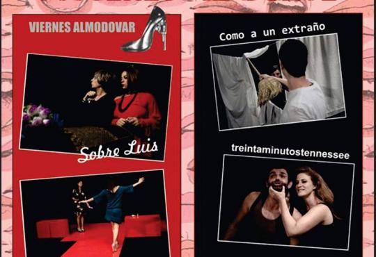 Mujeres al borde, un ciclo de teatro sobre los universos femeninos