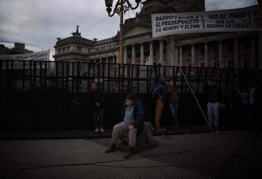 El gobierno argentino le pidió perdón al FMI