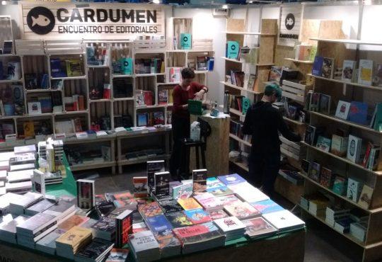 Cardumen: llegan las pequeñas editoriales a la Feria del Libro
