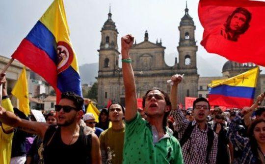 En Colombia el paro no para