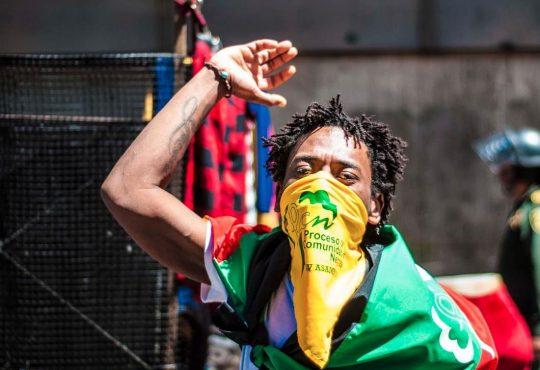 Colombia: 1 de Mayo combativo