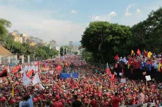 1° de Mayo en Venezuela: cómo marcha un pueblo después de un intento de golpe de Estado