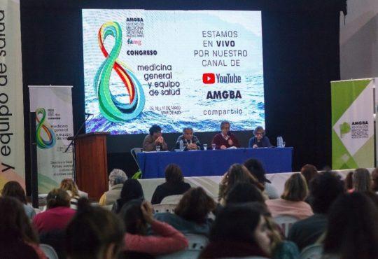 """8º Congreso de Medicina General y Equipos de Salud, """"conociendo la medicina generalista"""""""