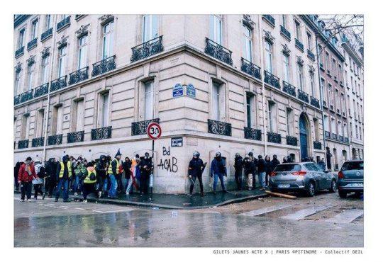 Francia Fluorescente: crónica viva de los chalecos amarillos
