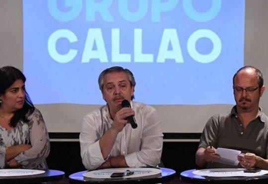 Las propuestas económicas del Grupo Callao, la referencia de Alberto Fernández