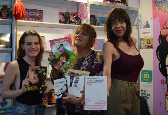 """Susy y Marlene en la Feria del Libro: """"Esta hegemonía ya no tiene creatividad"""""""