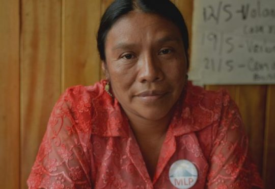Guatemala: Thelma Cabrera y la elección por la plurinacionalidad