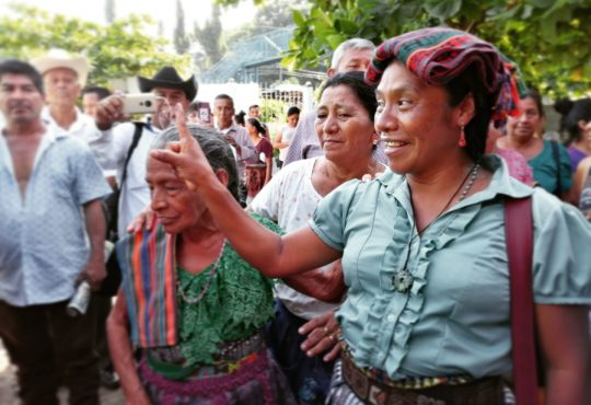 Elecciones en Guatemala (III): la dignidad sigue siendo indígena