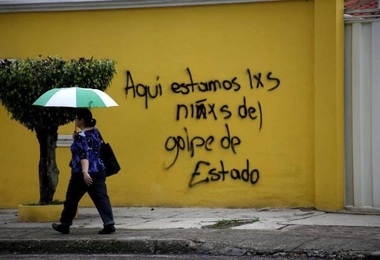 Honduras, 10 años de resistencia