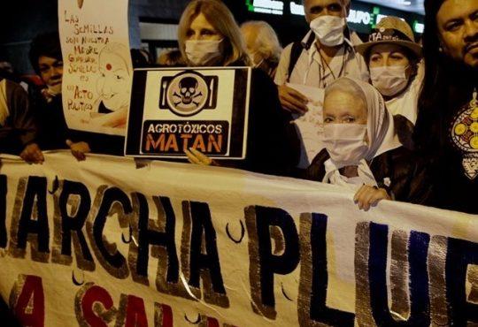 Marcha de los Barbijos: (re) conocernos en la lucha