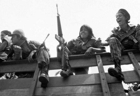 "Nicaragua: ""revolucionar las revoluciones"""
