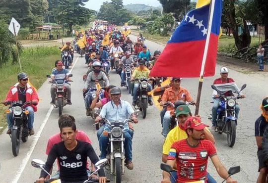 Nuevo crimen de paramilitares en Venezuela