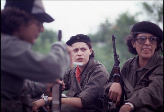 Dora María Téllez: una sandinista con la victoria en la mirada