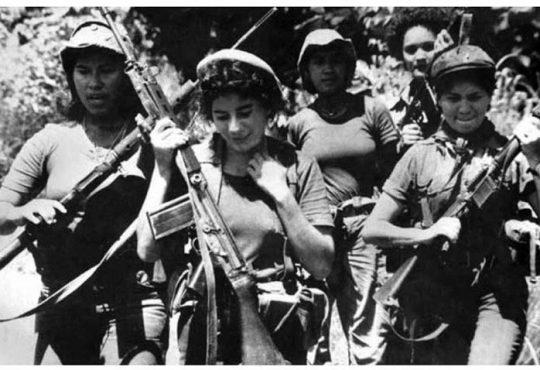 Sin Estado, sin marido, sin Somoza: memorias libertarias de la Revolución Sandinista