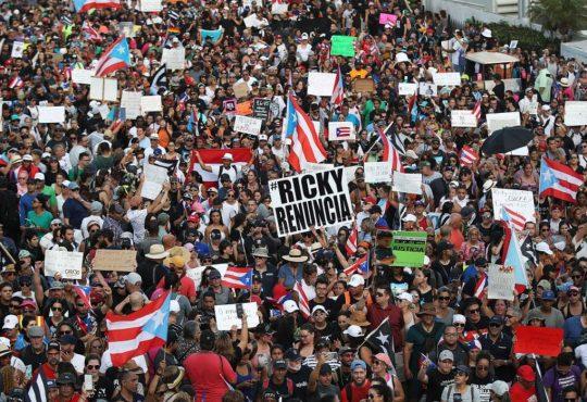 """""""En Puerto Rico ya las personas no están dispuestas a continuar recibiendo el abuso del Gobierno"""""""