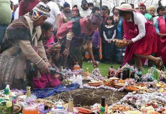 En el día de la Pachamama: sin tierra no hay vida
