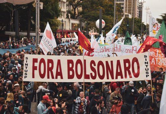 Brasil: miles se levantan contra las reformas de Bolsonaro