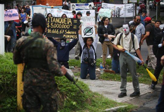 El Salvador: nuevas (viejas) políticas de seguridad