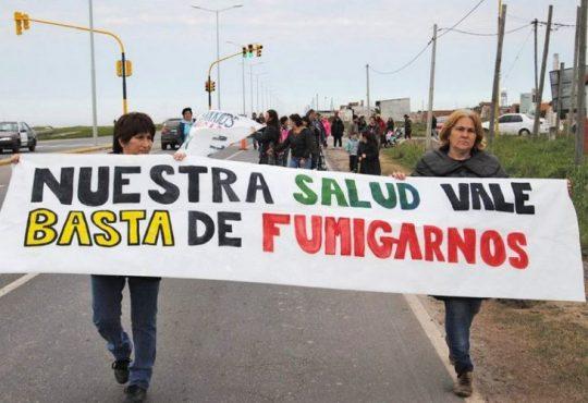 En Buenos Aires, enfrentar el modelo productivo agro-contaminante (II)