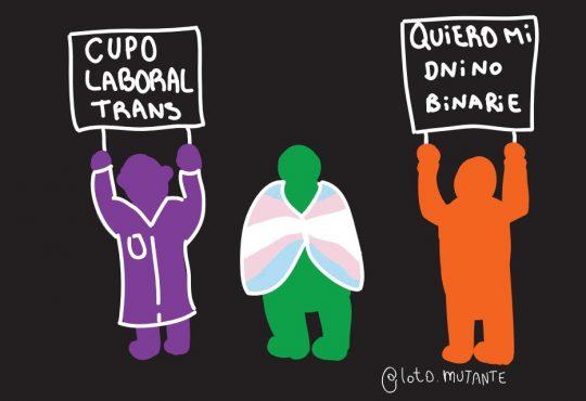 Habitar la trinchera identitaria: una crónica del ser trans