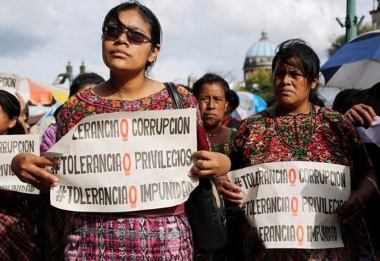 Guatemala: Giammattei presidente y la continuidad del pacto de corruptos