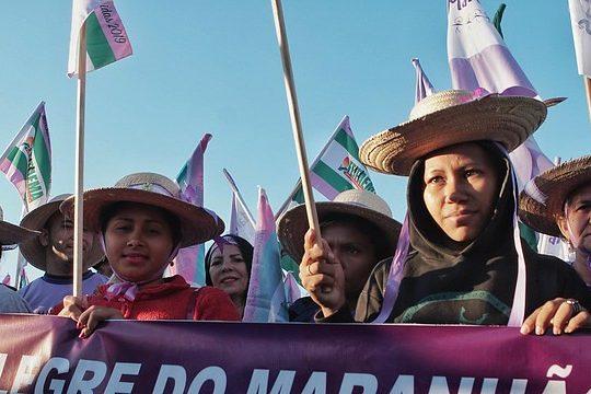 Marcha das Margaridas: demostración de fuerza de 100 mil campesinas en Brasil