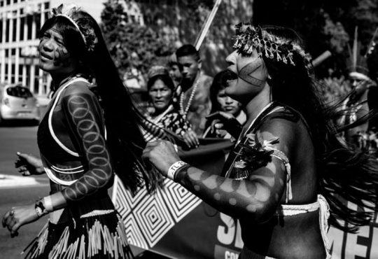 """Brasil: comienza la """"Marcha das Mulheres Indígenas"""""""