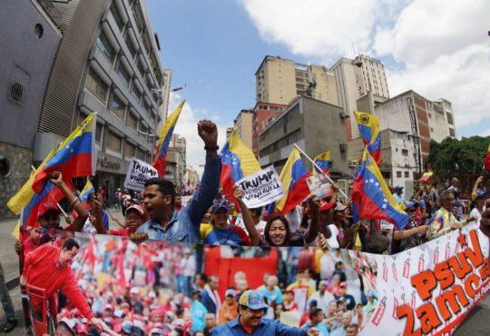 EE. UU. vs Venezuela: el embargo como parte de una guerra sin retorno
