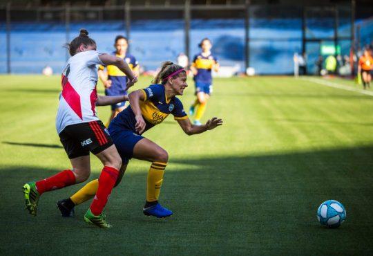 Superclásico femenino: la historia escrita a puro fútbol
