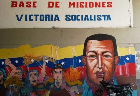 Venezuela: una comuna en tiempo de guerra
