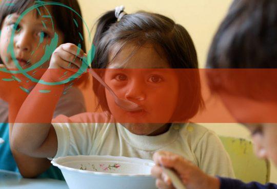 Infancia y hambre