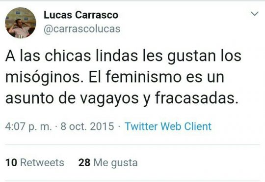 Perfil | ¿Quién es Lucas Carrasco?